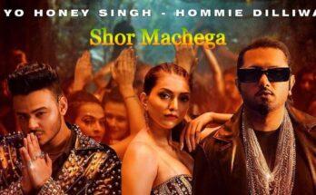 Shor Machega Song Lyrics