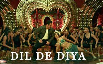Dil De Diya Song Lyrics