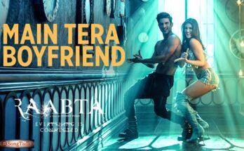 Main Tera Boyfriend Song Lyrics