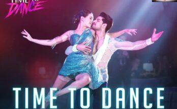 Time To Dance Lyrics