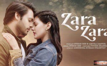 Zara Zara Song Lyrics