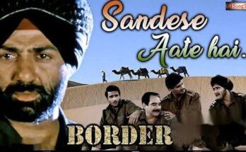 Sandese Aate Hai Lyrics - Border
